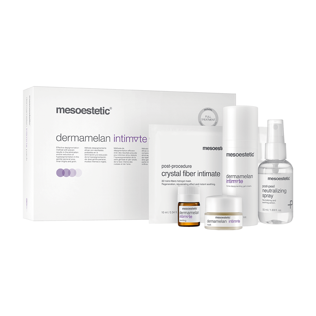 dermamelan® intimate zabieg depigmentacyjny okolic intymnych